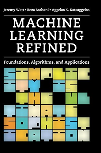 Pdf Computers Machine Learning Refined: Foundations, Algorithms, and Applications