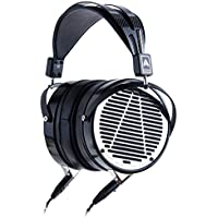 AUDEZE LCD-4 Over ear | Open back | Ebony wood ring headphone | Leather Earpads and headband strap