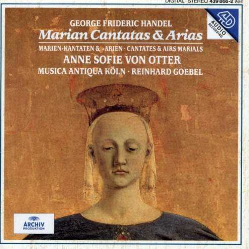 Handel: Marian Cantatas & Arias by Archiv Produktion