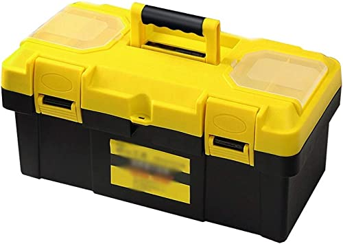 JU FU Caja de instrumento Caja de almacenamiento de herramientas ...
