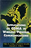 img - for Applications Of CDMA In Wireless/Personal Communications (Feher/Prentice Hall Digital and Wireless Communication Series) book / textbook / text book