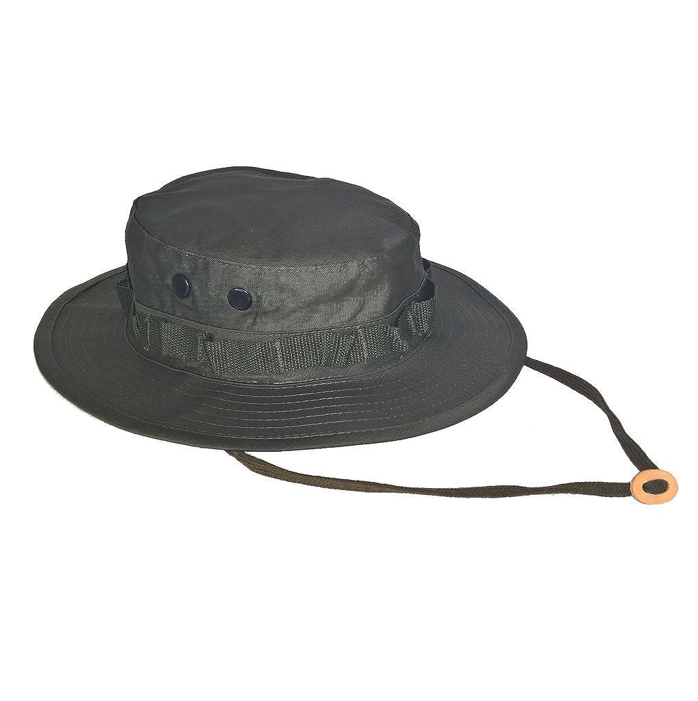 Amazon.com  Army Navy Shop UV Protective Boonie Hat  Clothing f49df578ef5