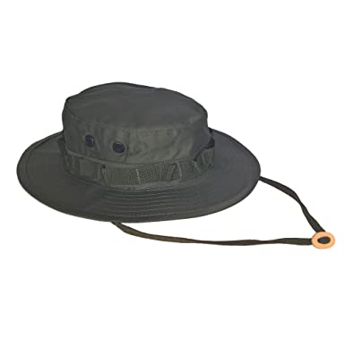 595d4ab170c19 Amazon.com  Army Navy Shop UV Protective Boonie Hat  Clothing