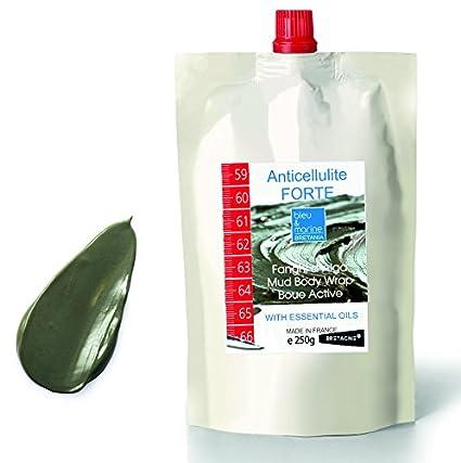Fango - Fanghi dAlga Anti Cellulitis Forte Envoltura Reductora de Barro de Algas y Aceites Esenciales Start Silhouette 250 g Lodo Marino ...