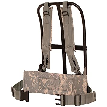 Amazon.com : Fox Outdoor Products LC-1 A.L.I.C.E. Field Pack Frame ...
