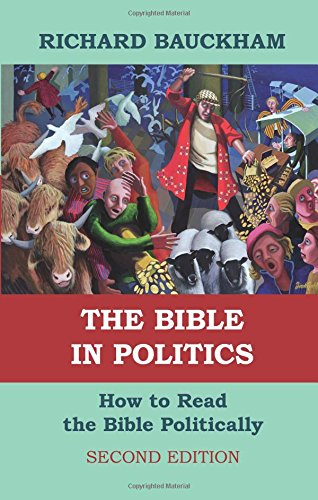 Download The Bible in Politics: How to Read the Bible Politically pdf