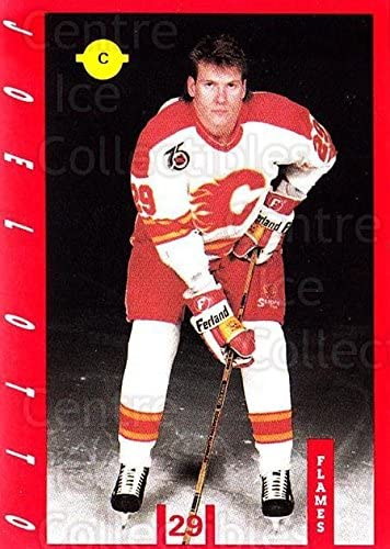 Amazon Com Ci Joel Otto Hockey Card 1991 92 Calgary Flames Iga 15 Joel Otto Collectibles Fine Art