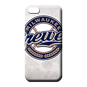 iphone 6 6s normal case Tpye New Fashion Cases mobile phone back case milwaukee brewers mlb baseball