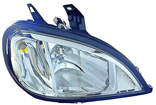 Depo 340-1110R-AS Freightliner Columbia Passenger Side Replacement Headlight Assembly