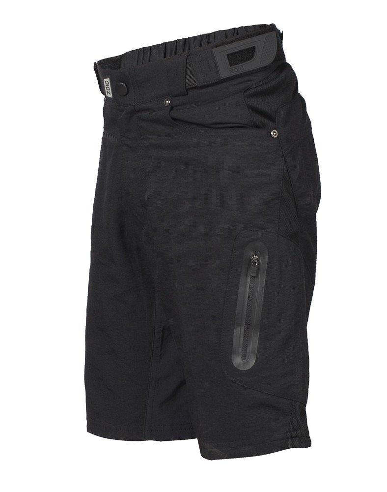 ZOIC Boy's Ether Jr. Shorts, Black, X-Large by Zoic (Image #4)