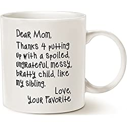 Funny Mothers Coffee Mug Gifts
