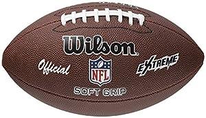 Wilson Herren Football NFL Extreme, braun, F1645X