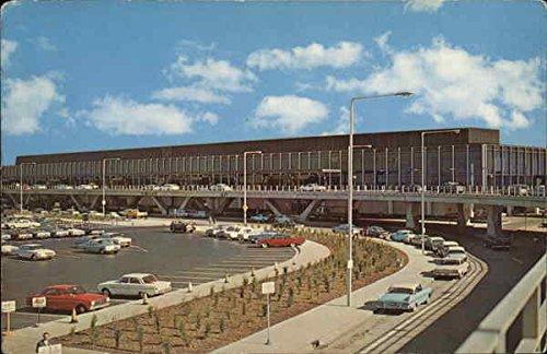 Chicago O'Hare International Airport Chicago, Illinois Original Vintage - Ohare Chicago