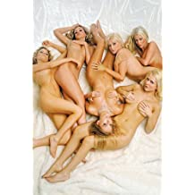Come to Bed Michelle Marsh Celebrity Pin Up Large Photo Art Poster 24x36in