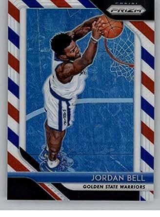 e10faa238600f Amazon.com: 2018-19 Prizm Red White and Blue Prizms Basketball #292 ...