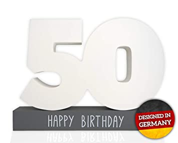 Huckleberry Home Libro de visitas de 50 cumpleaños de Madera ...