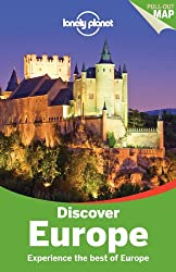 Lonely Planet Discover Europe: 3 (Travel Guide)