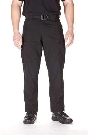 Amazon Com 5 11 Pantalones Tacticos De Trabajo Del Uniforme Del Operador Tdu De La Sarga De Los Hombres Estilo 74004 Clothing