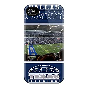 Snap-on Case Designed For Iphone 4/4s- Dallas Cowboys