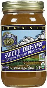Amazon.com : Lundberg Organic Brown Rice Syrup-21 Oz