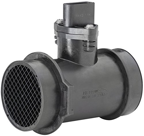 HELLA 8ET 009 149-061 Air Mass Sensor, Number of connectors 5, Mounting Type Pipe-neck Hella KGaA Hueck & Co.