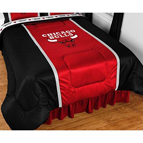 11pc NBA Chicago Bulls Twin Bedroom Set