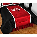 NBA Chicago Bulls Bedding Set - 5pc Comforter