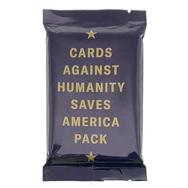 Cards Against Humanity Saves America Pack (Original Version)