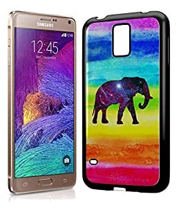 Aztec Tribal Space Elephant Hipster Pattern Phone Case Cover Designs for Samsung Galaxy Note 4 hjbrhga1544
