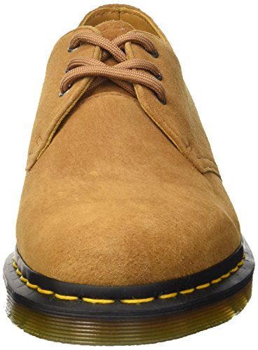 Dr. Martens 1461 Soft Buck, Brogues Mixte Adulte Beige (Tan)