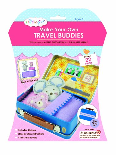 My Studio Girl Travel Buddies -