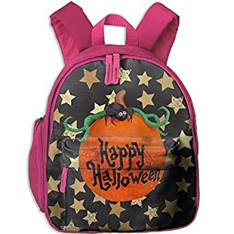 GFDHGVIF Children Happy Halloween Cute Shoulder Bag Backpack Rucksack