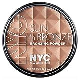 N.Y.C. New York Color Sun 2 Sun Bronzing Powder, Fire Island Tan, 0.42 Ounce