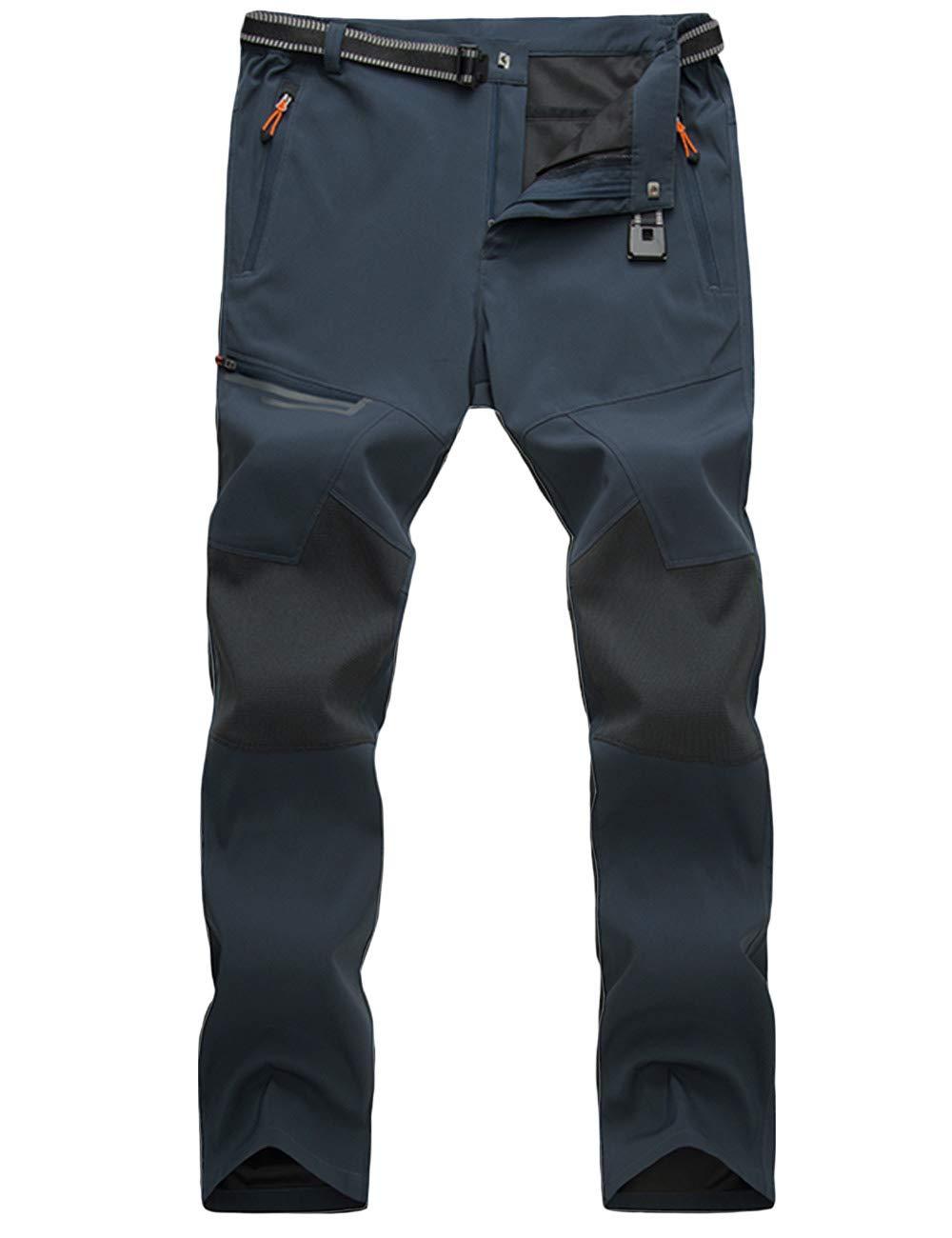 MAGCOMSEN Breathable Pants Men Spring Pants