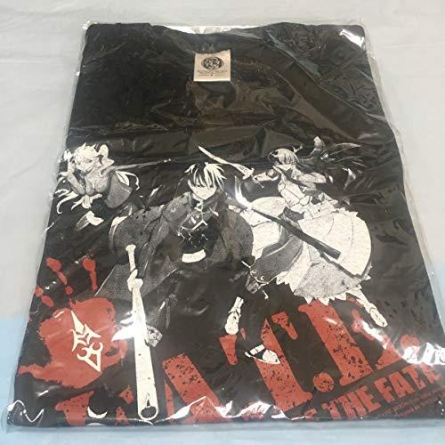 コラボレーションアイテム Fate/stay night × 学園黙示録 HIGHSCHOOL OF THE DEAD Tシャツ