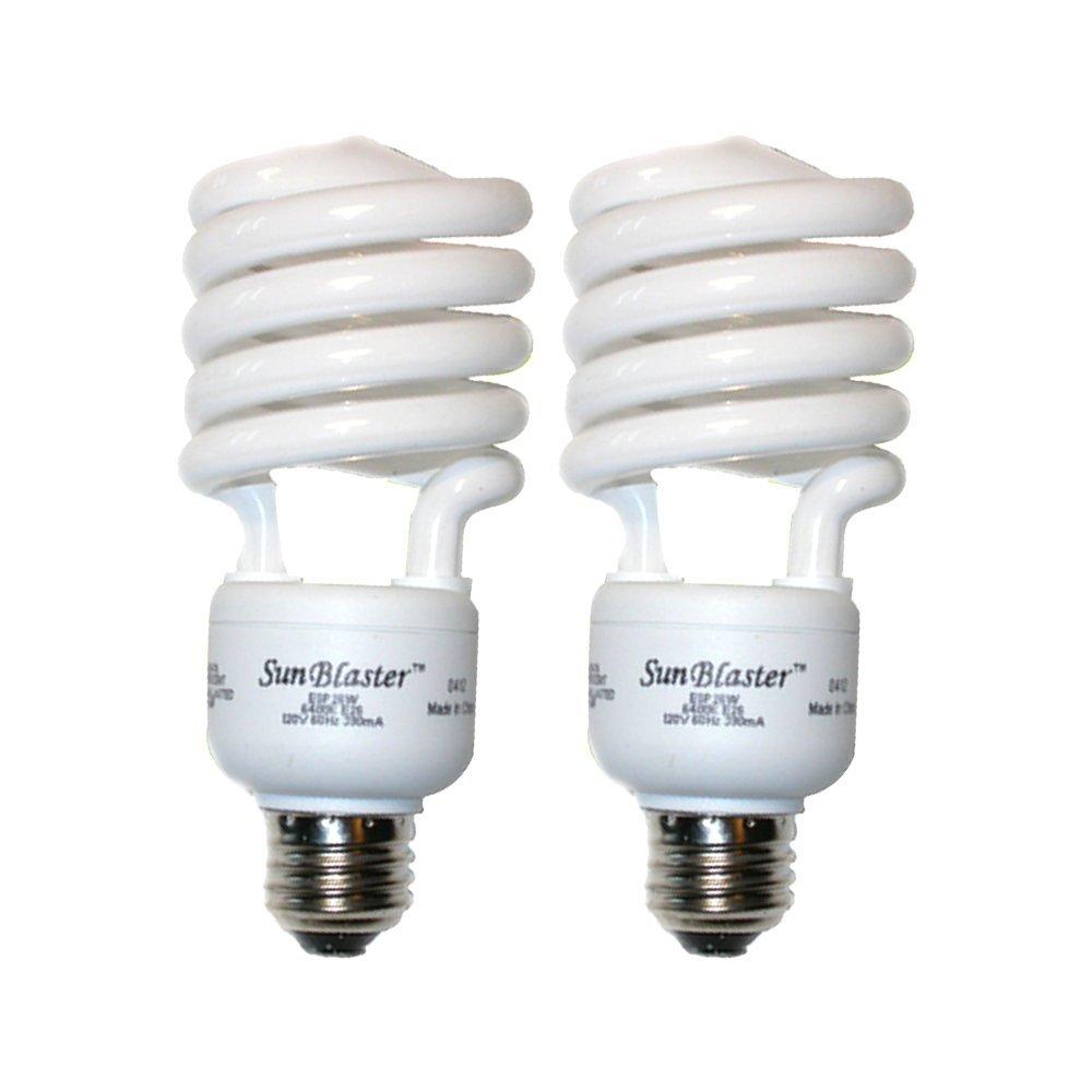 Sunblaster 26 watt CFL Grow Light Bulb