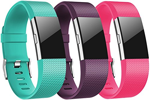 Fitbit Charge Adjustable Replacement Tracker