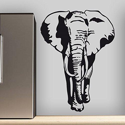 Adesivo de Parede Animais Elefante - P 50x73cm