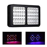 Full Spectrum 600W/900W/1200W LED Grow Light, Veg/Bloom Switchable LED Growing lamp for Greenhouse Indoor Hydroponic Plants,with Reflector (R600)
