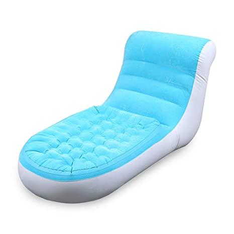GSS-Air - Sofá Cama Individual Inflable (170 x 84 x 81 cm)