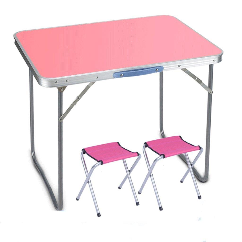 GAOLILI シンプルな学習テーブル折りたたみテーブルコンピュータデスクと椅子学生デスク屋外折りたたみデスクと椅子小物と軽い学生はうまく働く屋外テーブル (色 : 70cm*50cm*60cm, サイズ さいず : C) B07DNS3QCZ C|70cm*50cm*60cm 70cm*50cm*60cm C