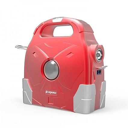 epow® Big 95000 mAh, Batería externa toma 220 V para ordenador portátil, generador