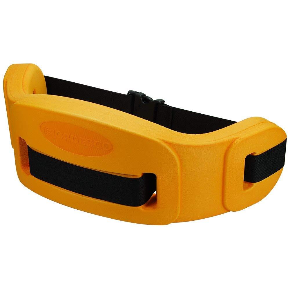Nordesco Aqua Fitness Belt, Medium, Orange