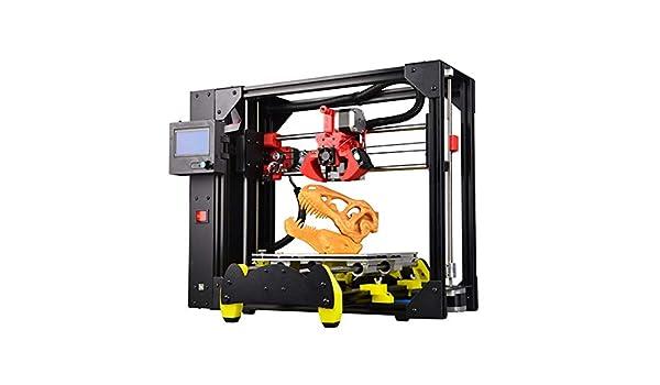 ZZWBOX Impresora 3D de sobremesa, Impresora extrusora 3D ...