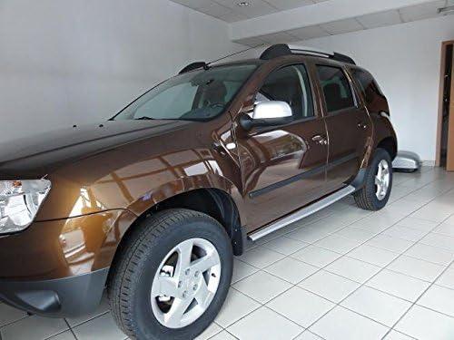 Oppl 60001195 Dacia Duster SUV//5 2011 Seitenleisten Sto/ßleisten Zierleisten T/ürschutzleisten