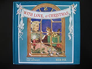 book cover of With Love, At Christmas