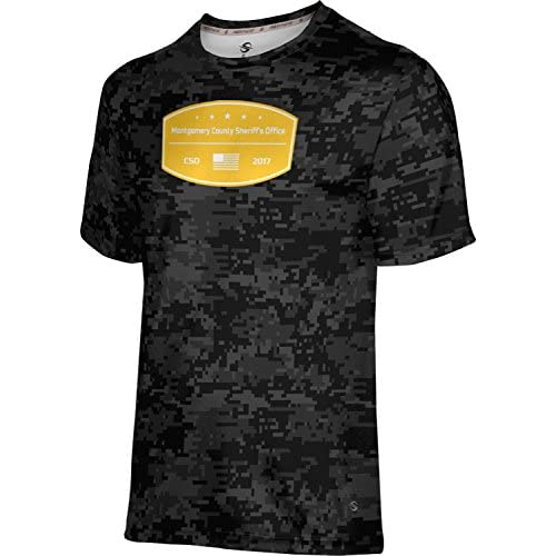 new ProSphere Boys' Montgomery County Sheriff's Office Digital Shirt (Apparel) for cheap