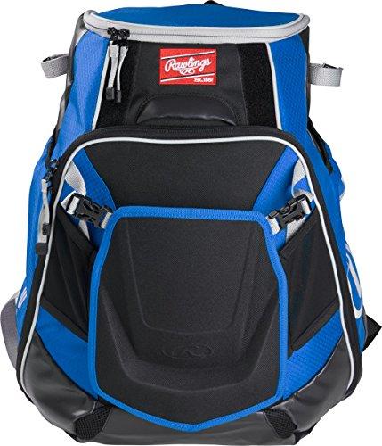 Rawlings Sporting Goods Velo Back Pack Royal -