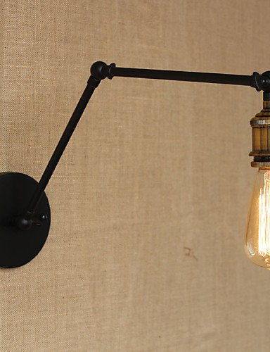 MEIREN A Simple Modern American Country Without The Mirror Wall Lamp Shade Iron Arm , 110-120v by MEIREN