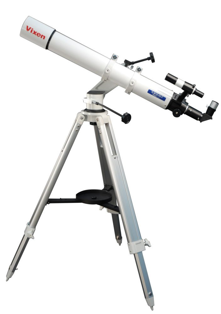 Vixen Optics 39952 A80Mf Telescope and Porta II Mount (White) by Vixen Optics